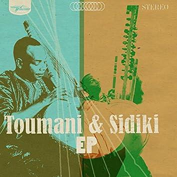 Toumani & Sidiki EP