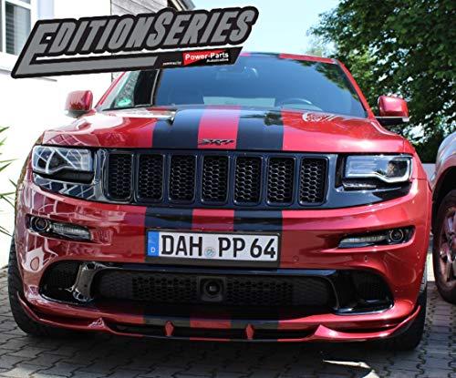 günstig Power Parts Automotive GmbH ist kompatibel mit Jeep Grand Cherokee SRT WK Typ II Frontspoilerlippen… Vergleich im Deutschland