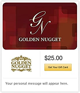 Golden Nugget - E-mail Delivery
