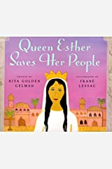 Queen Esther Saves Her People Hardcover
