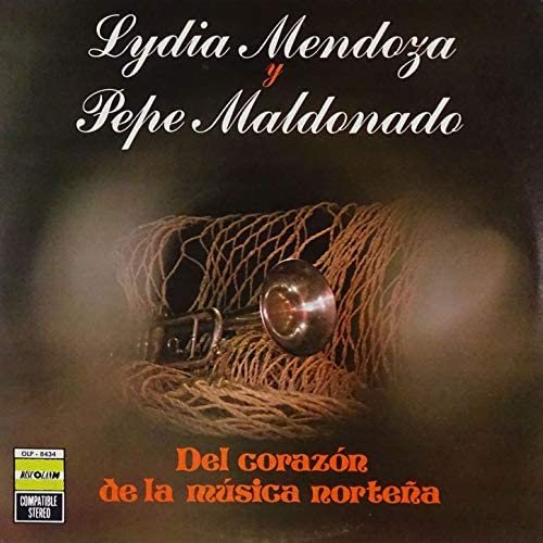 Lydia Mendoza & Pepe Maldonado