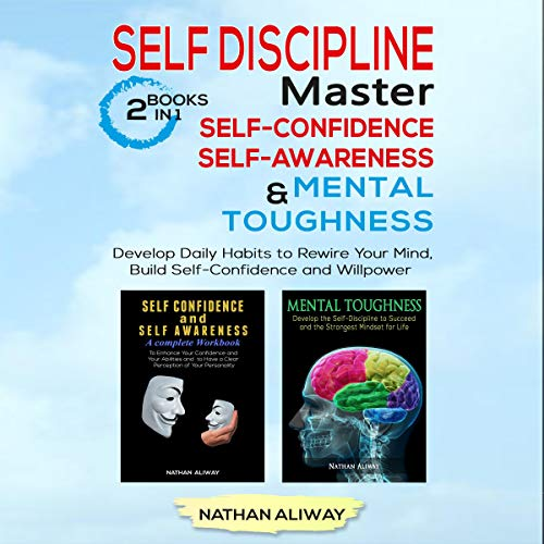Self-Discipline Master: 2 Books in 1  By  cover art