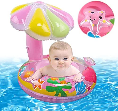 Babyschwimmring, Kinderschwimmsitzring, aufblasbarer Babyschwimmring, Babyschwimmring für Schwimmbäder, Spielzeug für Schwimmringe, aufblasbarer Babyschwimmring, Auftriebshilfegerät für Kinder