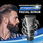 Viking Revolution Microdermabrasion Face Scrub for Men - Facial Cleanser for Skin Exfoliating, Deep Cleansing, Removing… 7