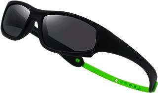 Kids Flexible Polarized UV Protection Sunglasses for Boys...