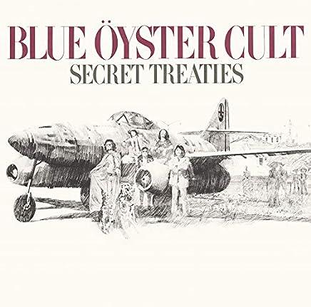 Blue Oyster Cult - Secret Treaties (2019) LEAK ALBUM