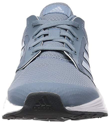 Adidas Galaxy 5, Zapatillas de Correr Mujer, Azul (Tactile Blue/Sky Tint/Legacy Blue), 39 1/3 EU
