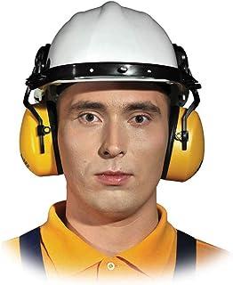 Protectores auditivos color amarillo y negro REIS Osy talla S