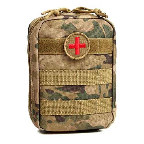 Orca Tactical MOLLE EMT Medical First Aid Utility Pouch (Bag Only) (Multicam)