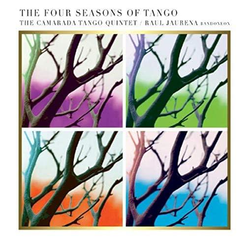 The Camarada Tango Quintet & Raul Jaurena