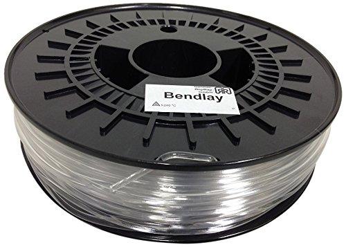 German RepRap BENDLAY Plastic, 750 g, 3 mm, natur