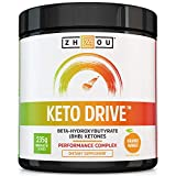 Keto Drive BHB Salts - Exogenous Ketone Performance