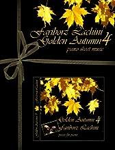 Golden Autumn 4 Piano Sheet Music: Original Solo Piano Pieces