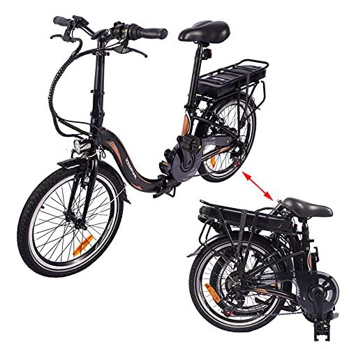 20F054 E-Bike Faltbares Fahrrad Elektro...