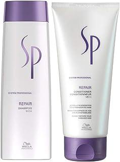 WELLA SP System Professional Repair Duo Shampoo 250ml + Conditioner 200ml