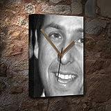 ADAM SANDLER - キャンバス時計(A5 - アーティストによる署名) #js002