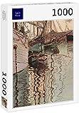 Lais Puzzle Egon Schiele - Navegando en el Agua ondulante (El Puerto de Trieste) 1000 Piezas