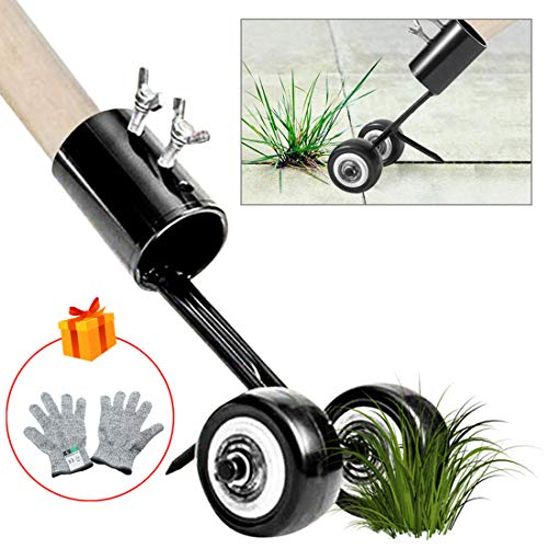 Fantastic Deal! Xin Hai Yuan Brush Cutter Weeding Hook Weeds Snatcher for Weed Cleanup Garden Weed C...