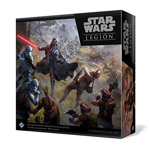 Fantasy Flight Games - Star Wars Legión, Juego de mesa (FFSWL01)