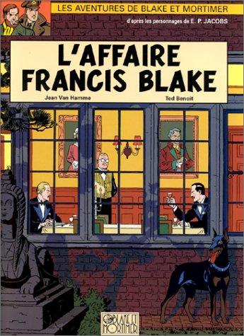 Les aventures de Blake et Mortimer, Tome 13 : L'Affaire Francis Blake