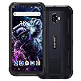 Blackview BV5900 (2020) Outdoor Smartphone Ohne Vertrag 5,7 Zoll HD+ Waterdrop Display 13MP+5MP Kameras 5580mAh Akku Helio A22 3GB+32GB 4G Robustes Handy- NFC/Fingerabdruck/Face ID
