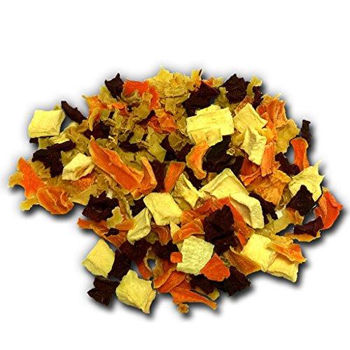 Weiß-Premium Gemüse-Mix No.1 (rot) Kartoffeln, Karotten, Rote Bete, Pastinaken, Sellerie - 1kg