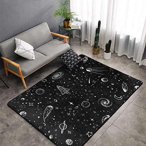 Liz Carter 36X24in Area Rug Door Mat Durable Carpet Absorbs Water Floor Mat Space