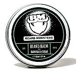 Menacing Beard Monster Balm for Sporty Men