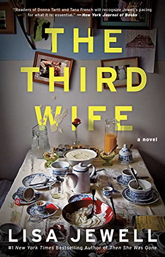 The Third Wife: A Novel (Jewel Effects)