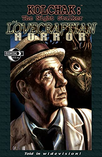 Kolchak: The Night Stalker: The Lovecraftian Horror (English Edition)