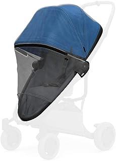 Quinny 1882057000 Buggy Moskitonetz für Zapp Flex, schwarz