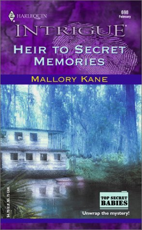 Download Heir to Secret Memories  (Top Secret Babies) (Harlequin Intrigue Series) 0373226985