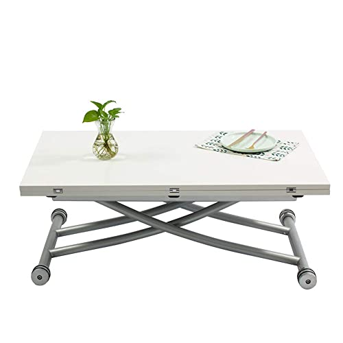 Adjustable Height Dining Coffee Table Amazoncouk