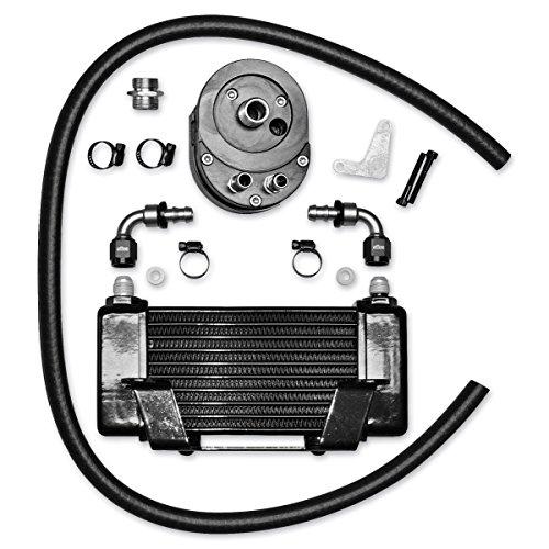 Jagg Horizontal Low-Mount Oil Cooler Kit 750-2400