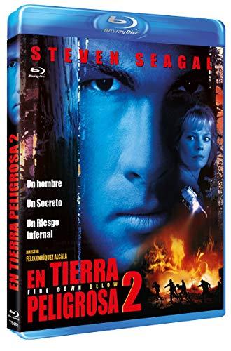 En Tierra Peligrosa 2 BD 1997 Fire Down Below Blu-ray