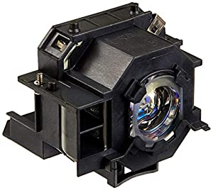 Supermait EP42 A++ Quality Replacement Projector Lamp with Housing, Compatible with Elplp42, Fit for EMP-83C / EMP-83 / EMP-822H / EMP-822 / EMP-410We / EMP-410W / EX90 / PowerLite 400W / 410W