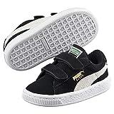 Puma Unisex-Kinder Suede 2 straps Inf Sneaker