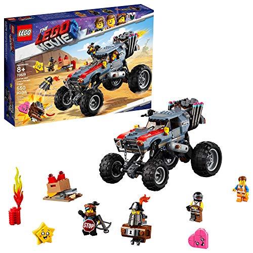THE LEGO MOVIE 2 Escape Buggy 70829 Building Kit (549 Piece)