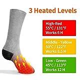 Zoom IMG-2 anoopsyche calzini riscaldati calze riscaldate