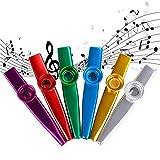 Instrumentos Kazoos
