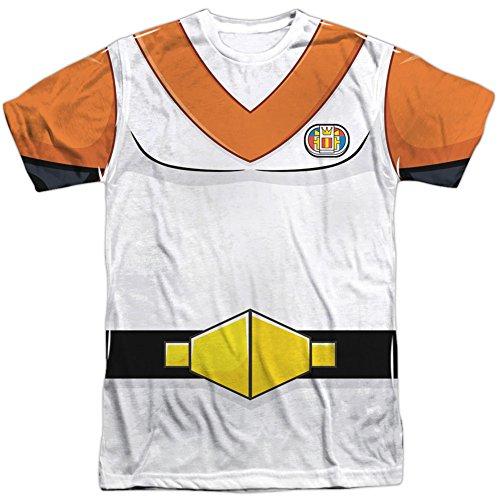 Preisvergleich Produktbild Voltron Herren T-Shirt Opaque weiß weiß Gr. Small,  weiß