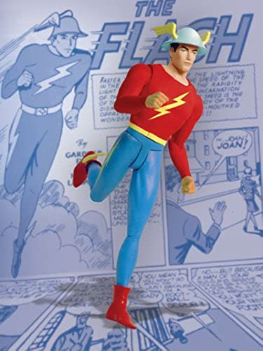 First Appearance Series 1  Flash Action Figure by DC Comics