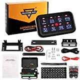 Auxbeam 8 Gang Switch Panel Automatic Dimmable LED...