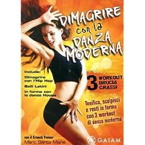 Dimagrire Con La Danza Moderna (Gaiam)