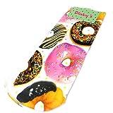 Les Trésors De Lily [P3106 - Chaussettes Humoristiques 'Donuts' Multicolore