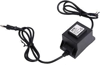 Jeffergarden Impermeable 12V Salida de Transformador para Piscina de luz subacuática LED (Enchufe de la UE 220V)