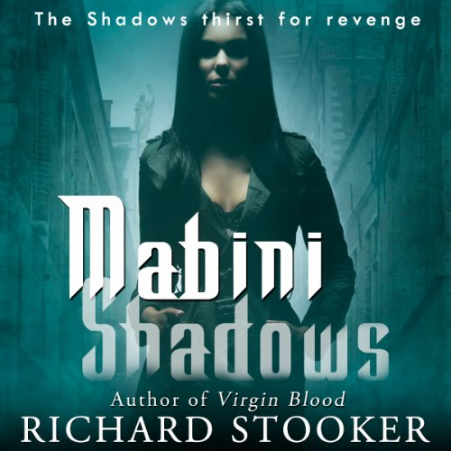 Mabini Shadows audiobook cover art
