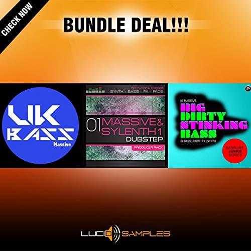 Massive Dubstep Bundle es una completa colección de parches NI Massive para la producción de música dubstep. Este paquete especial contiene 3 paquetes de muestra a precio reducido: ¡30% d...| Download