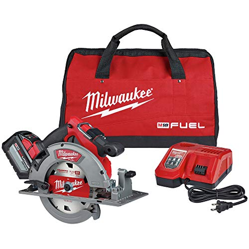 Milwaukee Electric Tools 2732-21HD Circular Saw Kit