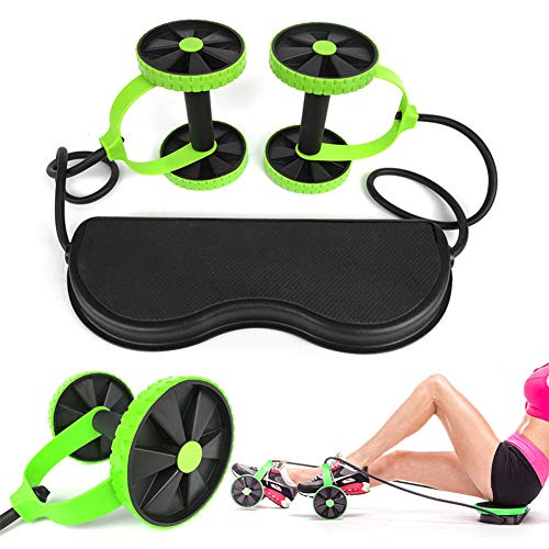 PLUS PO Abdominal Roller Ab Wheel Gym Equipments For Home Home Gym Stomach...